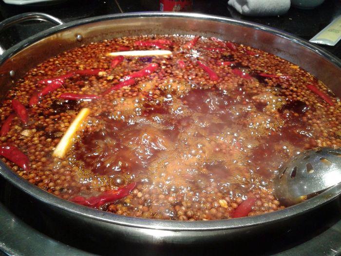 Hot pot Delicious