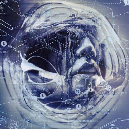 Blueprints Of Division Brave New World Nothing Is Holly Photographic Approximation OpenEdit Facial Experiments Surrealism