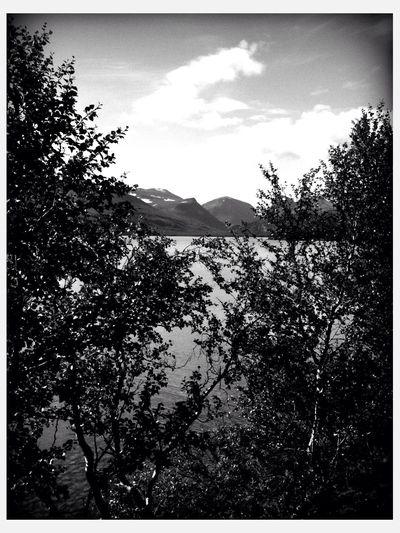 Hiking at Kebnekaise Hiking