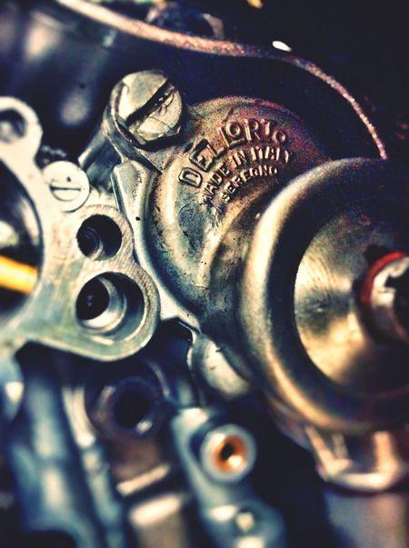 Dellorto Italy MadeinItaly Vespa Vintage Carburator