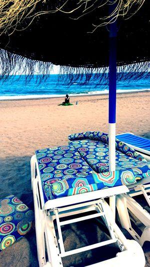 Only Women Playa Mar Azul Blue Arena Water Sea Beach Sand Nautical Vessel