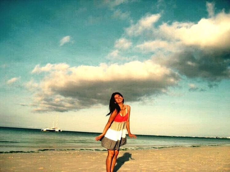 Nephophilia - love of clouds. Nephophilia Cloud Clouds And Sky Cloud_collection  Enjoying Life That's Me Taking Photos Nature Photography Love Your Freedom BoracayIsland Boracay Philippines