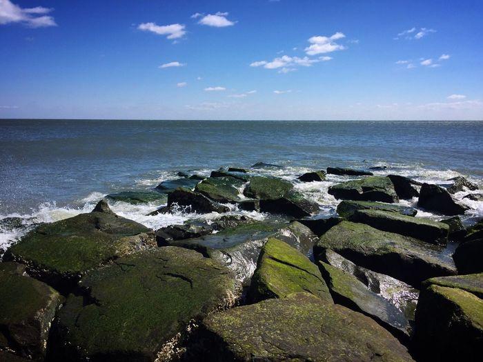 Sometimes it feels like the ocean is begging me to go explore it Ocean New Jersey Sea Isle, NJ Explore