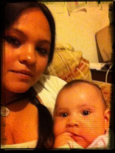 Mami y bebe !!!!