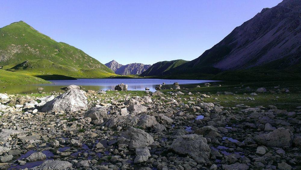 E5 Mountains On A Hike Fresh Air Nature