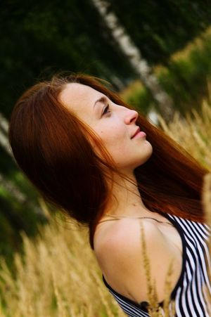 Summer ☀ Nature Beautiful Girl Model Russian Beauty Russian Girl