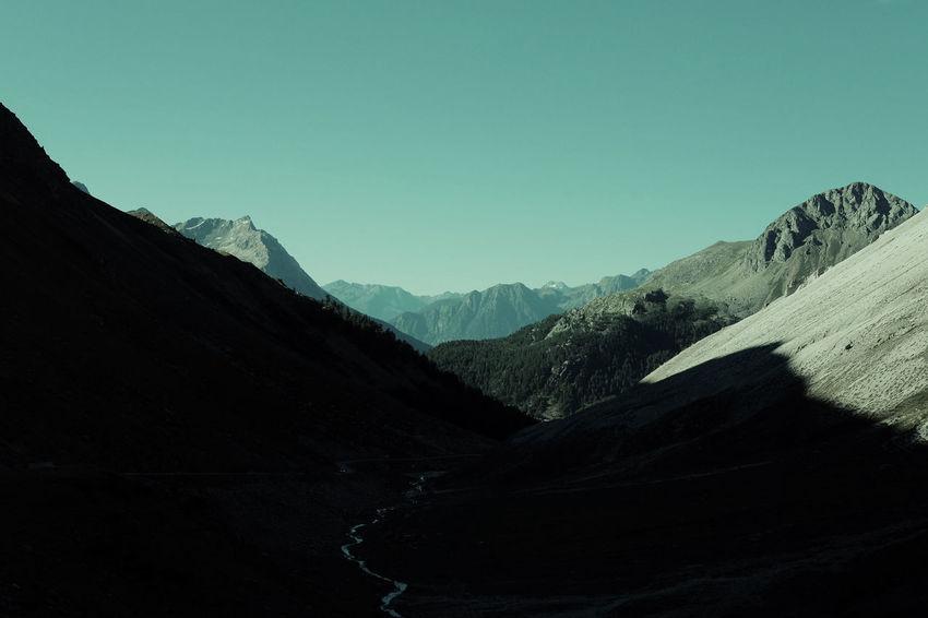 Leaving the homevalley. Fujifilm Fujilove Livigno Valtellina Lombardia Italy Alps Alpine Valley Alpine Roads Alpine Landscape Alpine Pass Green Road Leaving Home