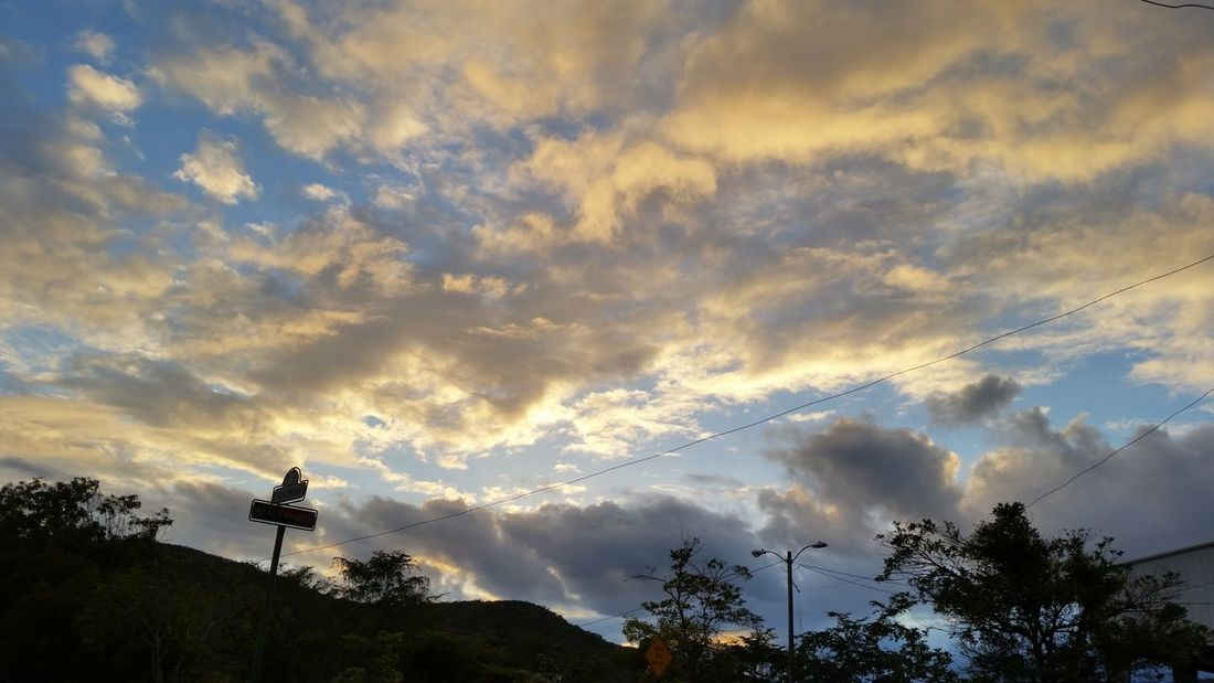Cloud - Sky Sunrise Day