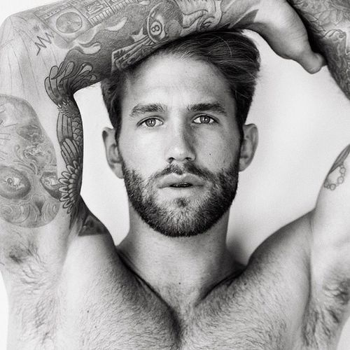 Good night to y'all beautiful people :) Tattoo Man With Tattoo André Hamann