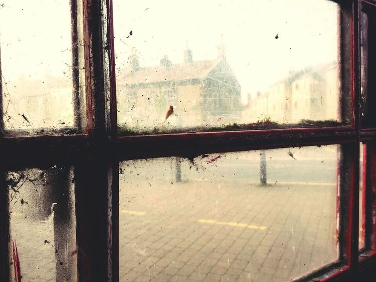 Atmospheric Mood Ghostly Windows Window View Window Looking Out Fine Art Photography 43 Golden Moments In The Box POV Cobwebs Landscape Abstract Architectural Detail Textures And Surfaces Red Rooftops Houses Architecture Framed Phone Box Village Gargrave North Yorkshire Day Trip