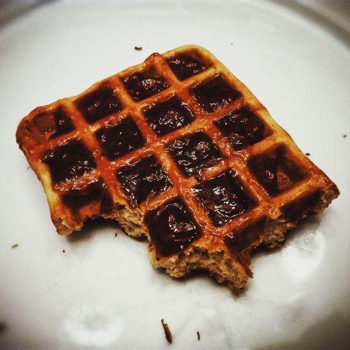 Dessert Sweet Food Food Waffles Eat Eating Breakfast Dinner
