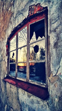Window Built Structure Abandoned Architecture Photoart Rustic Beauty Oldtimes Photopainting Thisisfinland Lieto