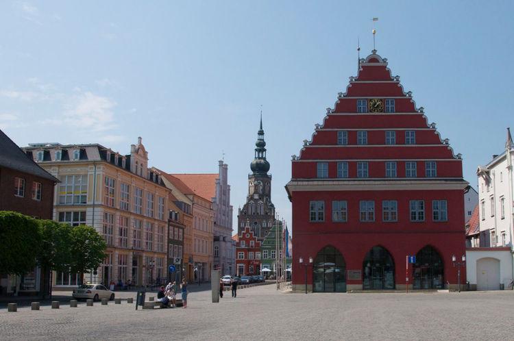 Architecture Building Building Exterior Built Structure City Façade History Townsquare