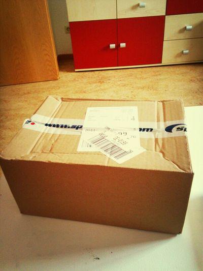 Ein Paket für mich *-* Überraschung Paket Ohjaaa