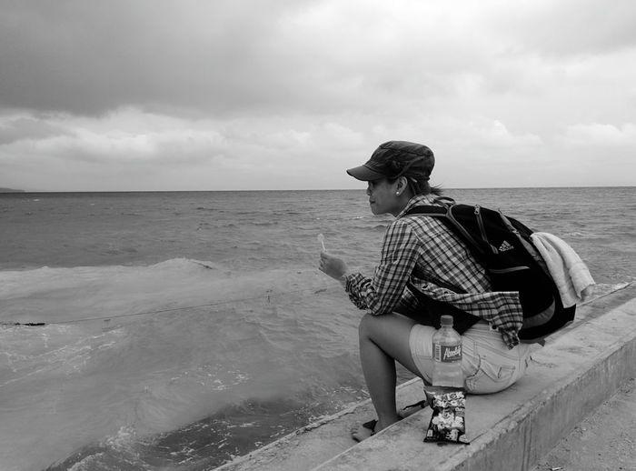 Maf Beach Cebu Girl Innocent