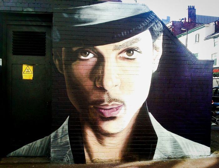 Prince mural, Manchester town centre. It's just near Tib St.. on the corner kind of near Afflecks Palace. Tribute to the big man. Prince  Prince Tribute RIP PRINCE Rip Prince Mural Mural Mural Art Painting Wall Painting Street Art Portrait Manchester Town Centre Tib Street Afflecks Affleckspalace Town Town Centre City Centre Music Manchester