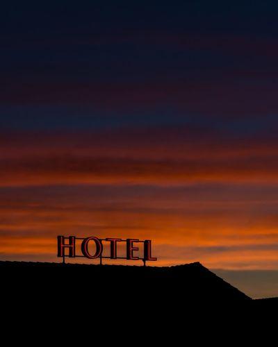 The last hotel