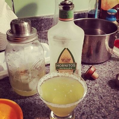 Mama's reward after a long day at work. Drink Tequila Work Holywater  tequilasour booze cocktail drinkydrink