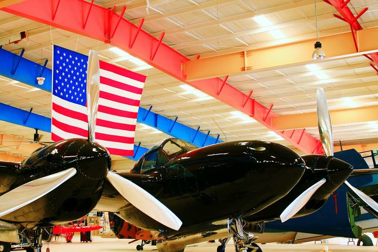 Learn & Shoot: Layering Planes Flag Museum War Birds Air Museum War Eagles Air Museum