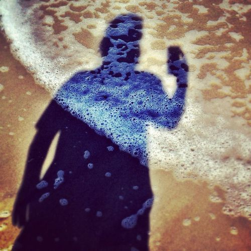 Self silhouette