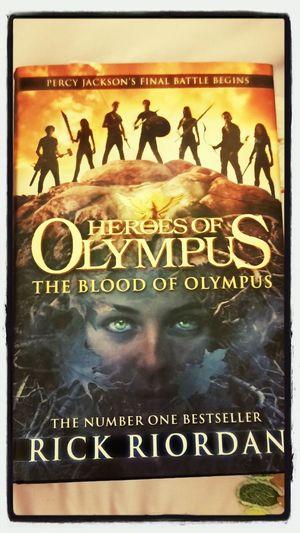I love books. Rick Riordan is one of my top favourite writers. I love mythology. Heroesofolympus Rickriordan Books ♥ Love ♥