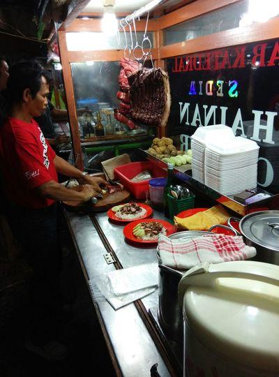 Nasi campur Taking Photos Foodphotography Yummylicious 👍😅@ Bandung