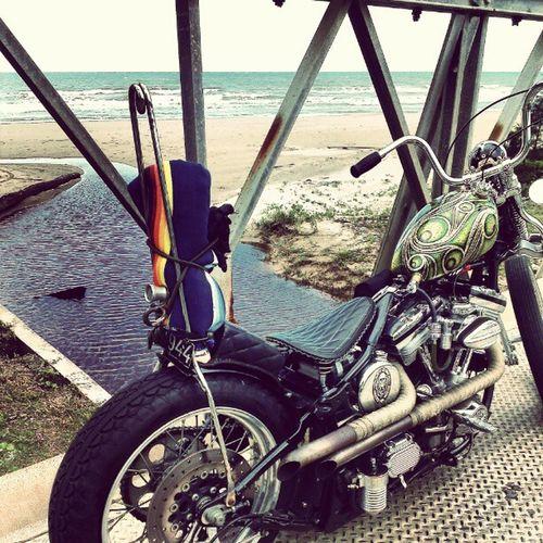 Between Split Lanes. Betterdays Betterthings Betterme Motorcycle solitude