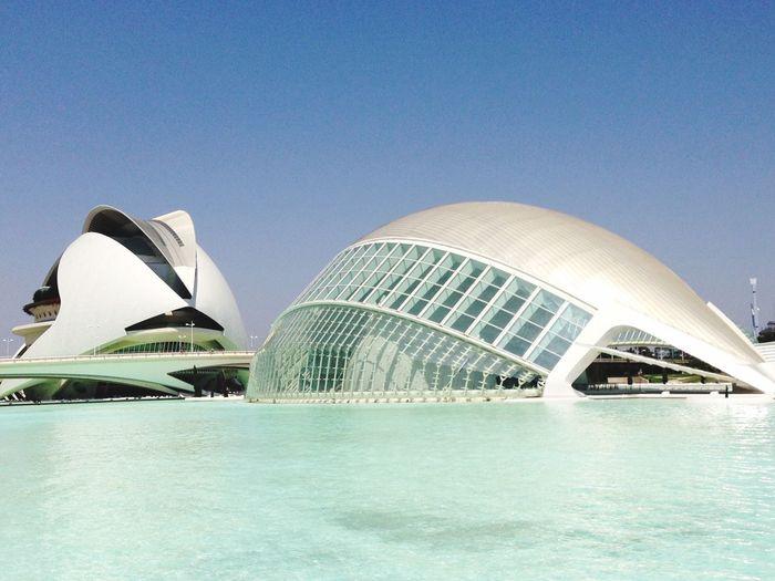 Futurama ... València SPAIN Oceanographic Travel