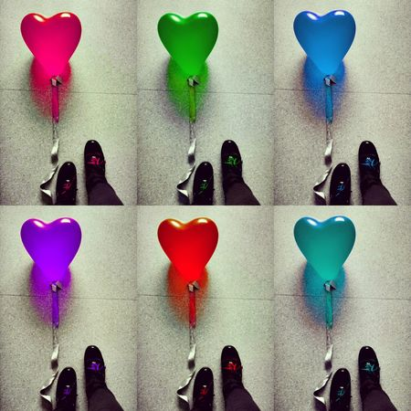 Colors Color Photography Hearts
