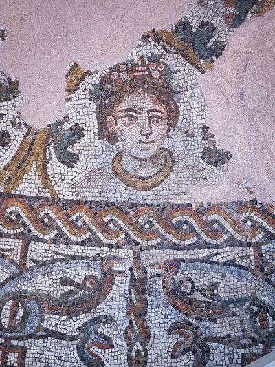 Roman Mosaics Pavements Archaeology Archaeological Sites