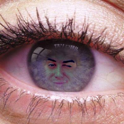 My soul in you're eyes;-)