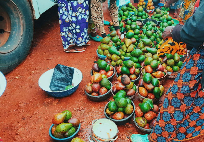Mambilla Plateau People Scenics The Color Of Life Travel Photography Fruit Seller The Color Of Life People Travel Destination Mambilla Plateau Northern Nigeria Women Of Africa Food Fruit Freshness Healthy Eating Market Cultures Day Indoors  No People Women Of Africa