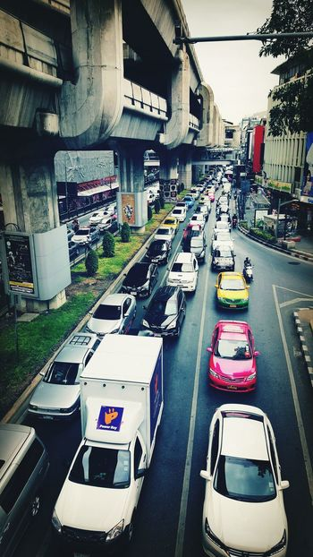 Car Transportation Road Street Traffic City City Life Vehicle Busy Day Rush Hour On The Move Bangkok Bangkok City Bangkok Life Bangkok City Life Bangkok Thailand Photo Photography