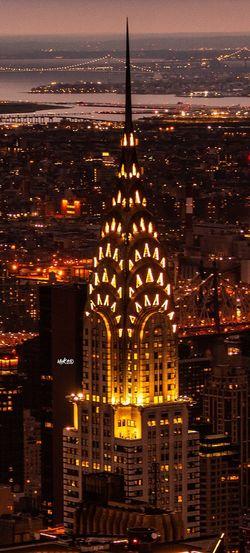 NYC Night Lights New York Bestoftheday Photography EyeEm Best Shots Architecture Building Exterior City Cityscape Built Structure Illuminated Sky Building Night Travel Destinations Urban Skyline