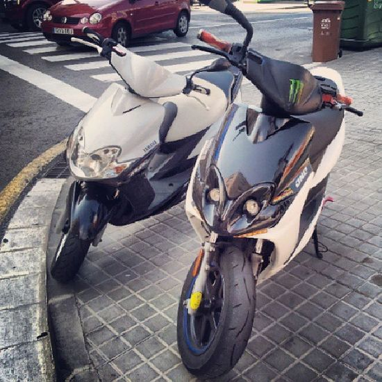 Jogs Yamahajog Rr Rutita black white sliks