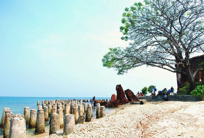 🌴🌴🌊🌊 Beach Beachphotography INDONESIA Pulauseribu BeautifulIndonesia