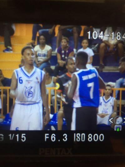 Martinique vs Saint Martin Basketball Benjamin Guimargua2k17