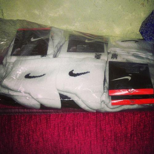 Never have enough nike socks Nike Socks Redsocks Nikeshot