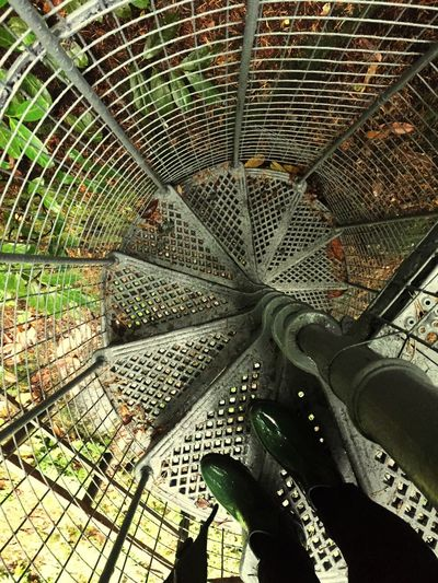 Spiral Staircases Spiral Staircase Outdoors Man Made Object Kilfane Green Color