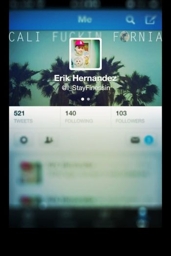 Follow Me On Twitter And Ill Follow Backk