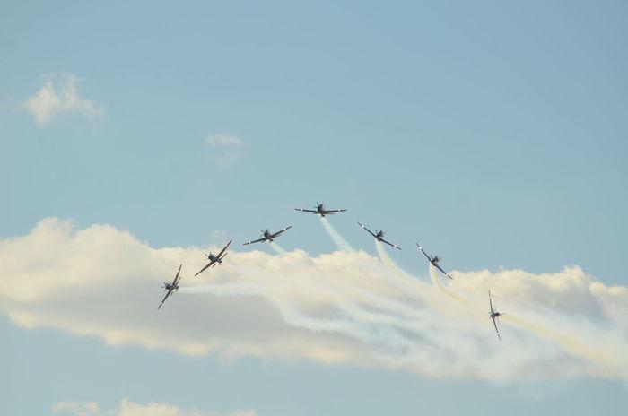 Esquadrilha Da Fumaça Esquadrilhadafumaca Airplane Airport Air Base Aviation Acrobatic Activity Acrobat