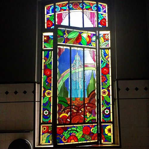 Architecture Vitral Stained Glass Museum Toilet Toilette Old House ColoniaRoma LaRoma Colors Color Colorful Mexico Cdmx
