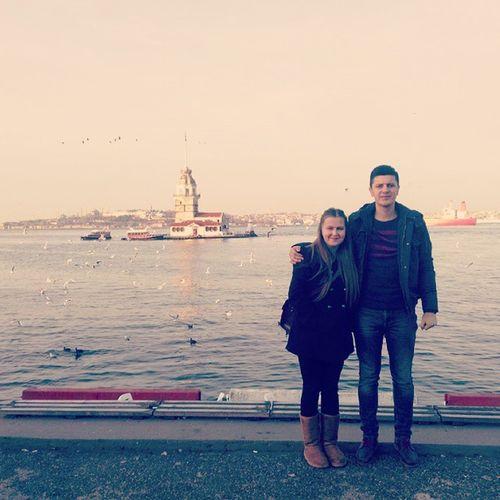 İstanbull sabahindan Günaydn😊😍✌💕