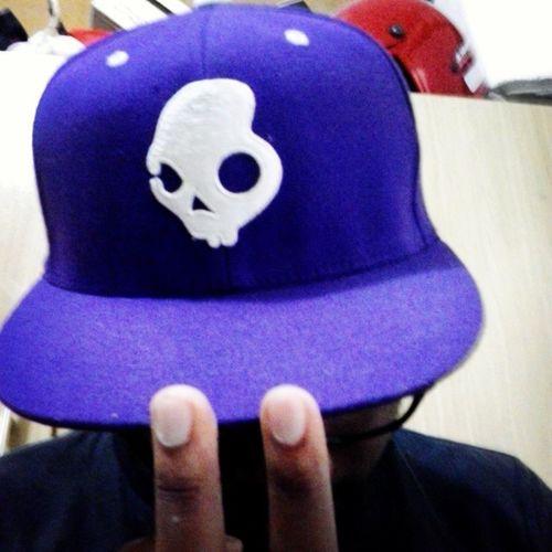 Bone  Skullcandy Sweg HipHop Instagood Selfie Cool Style Skull Chapéu Me