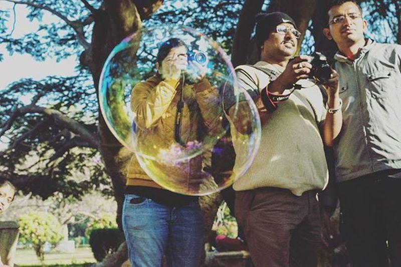 Dreamy bubbles. Bangalorephotowalk Blrphotowalk Blrphotography CubbonPark Bubbles Bubblephotography Bubblesburst Shapes VSCO Vscogrid Vscocam Vscogood Ig_captures Ig_india Nammabengaluru