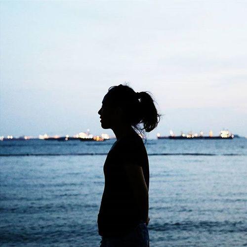 """She was lost in her longing to understand."" —Gabriel Garcia Marquez Silhouettegram Makeportraits Postthepeople"