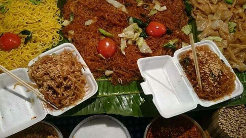 Padthai Food Lecker Essen  Street Food Thai Food Thaistyle Nudel Gebraten Nudel Lecker ❤ Primme@Reist My Gallery Fotos By Primme Very Tasty🍴