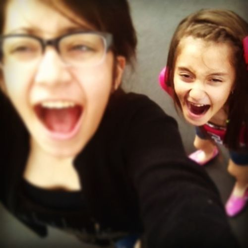 I don't know what I would do without her. Beautiful Sisters I Love Her <3 Trampoline Swag