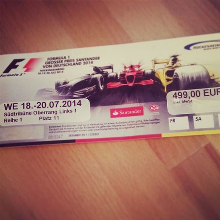 gooooo goooo!! Formel1 Hockenheimring Detailsofmylife Live