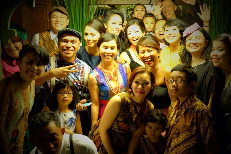 Putri & Ando's Wedding Party. (08.11.2014). Let's 50's! Forever Friends - ITag Atmaer's Wedding Party By ITag Forever Friends